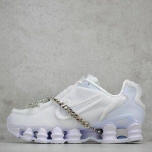 Comme des Garcons x Wmns Nike Shox TL White 1