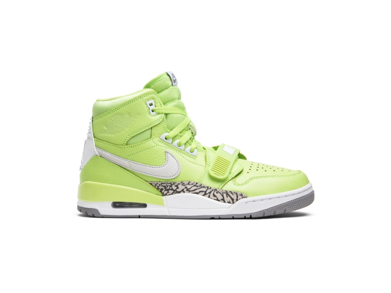 Just Don x Jordan Legacy 312 Ghost Green