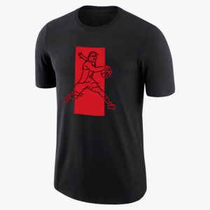 Kyrie Irving 11 Dry Famous Tee Black