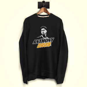 Lakers Anthony Davis Sweetshirt by Slamdunk