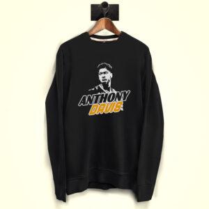 Lakers Anthony Davis Sweetshirt by Slamdunk