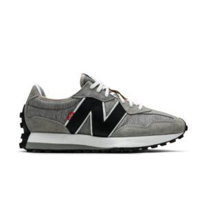 Levis x NB 327 Grey Denim