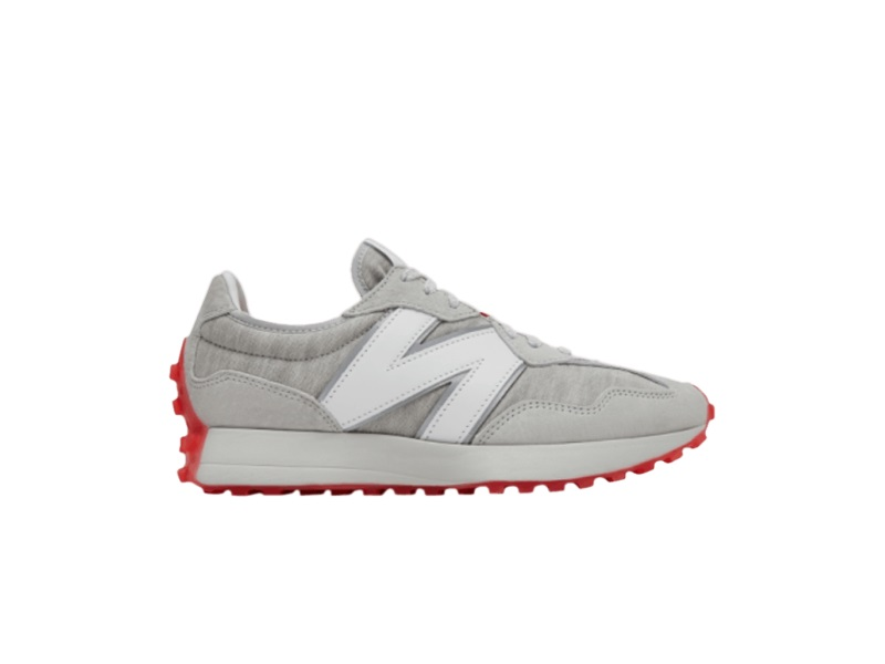 Levis x NB 327 Grey Red