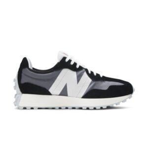New Balance 327 Black Grey