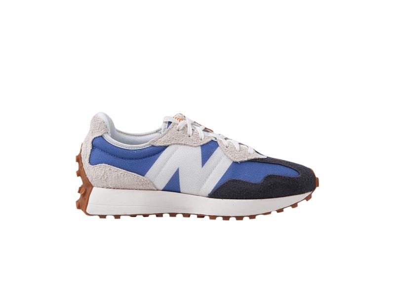 New Balance 327 Blue Grey W