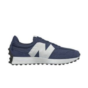 New Balance 327 Natural Indigo