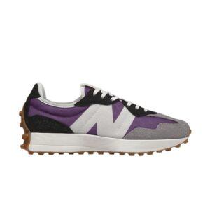 New Balance 327 Purple White W