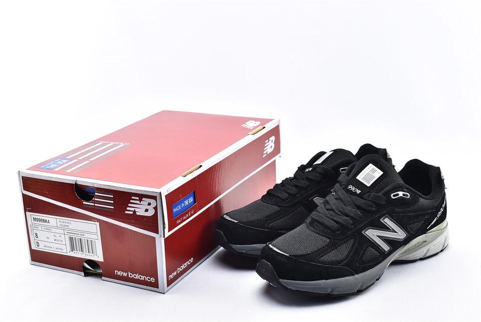 New Balance 990v4 Kith Black 10