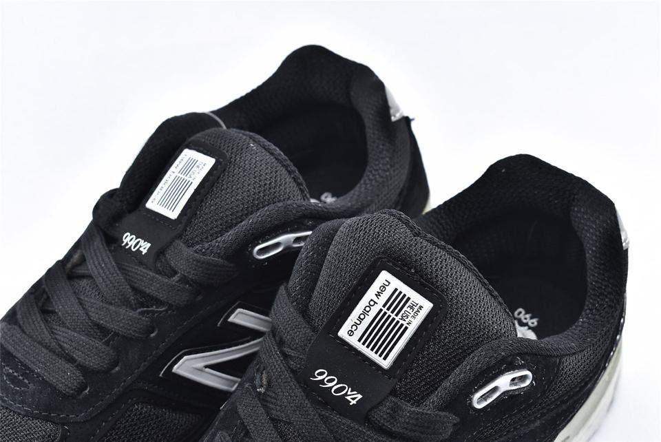 New Balance 990v4 Kith Black 4