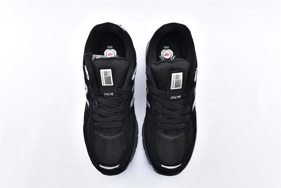 New Balance 990v4 Kith Black 6