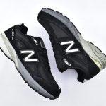 New Balance 990v4 Kith Black 7