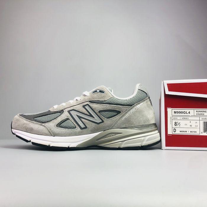New Balance 990v4 Made in USA Castlerock 1