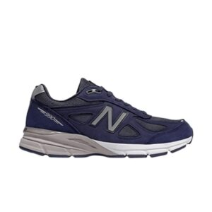 New Balance 990v4 Navy Silver