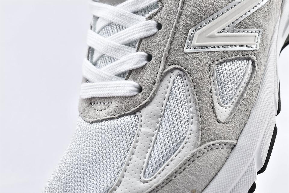 New Balance 990v4 Nimbus Cloud White 11