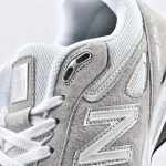 New Balance 990v4 Nimbus Cloud White 12