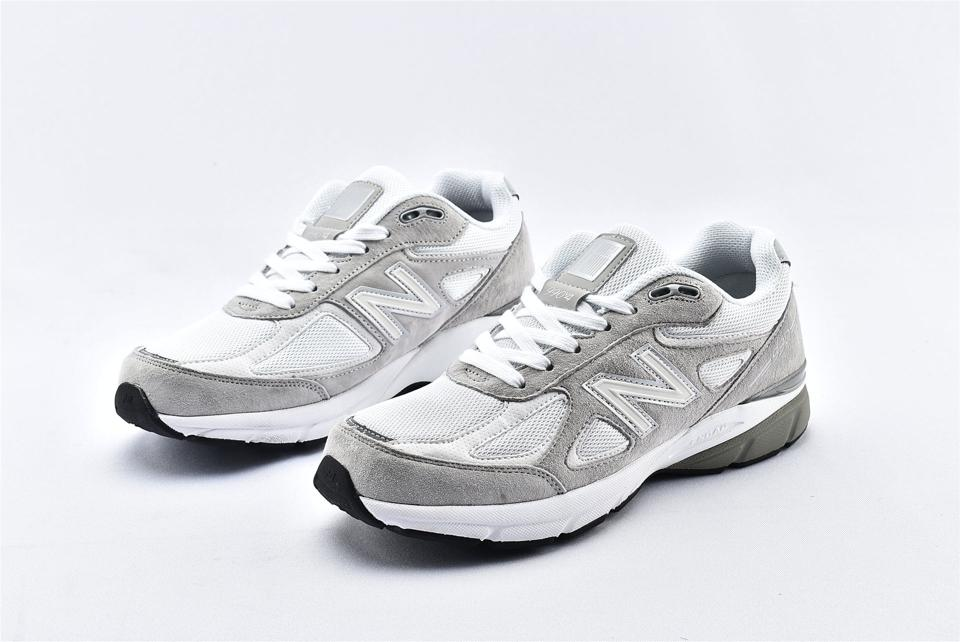 New Balance 990v4 Nimbus Cloud White 5