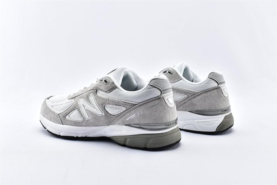 New Balance 990v4 Nimbus Cloud White 9