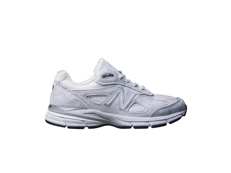 New Balance 990v4 Nimbus Cloud White