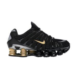 Neymar Jr. x Nike Shox TL Black Gold