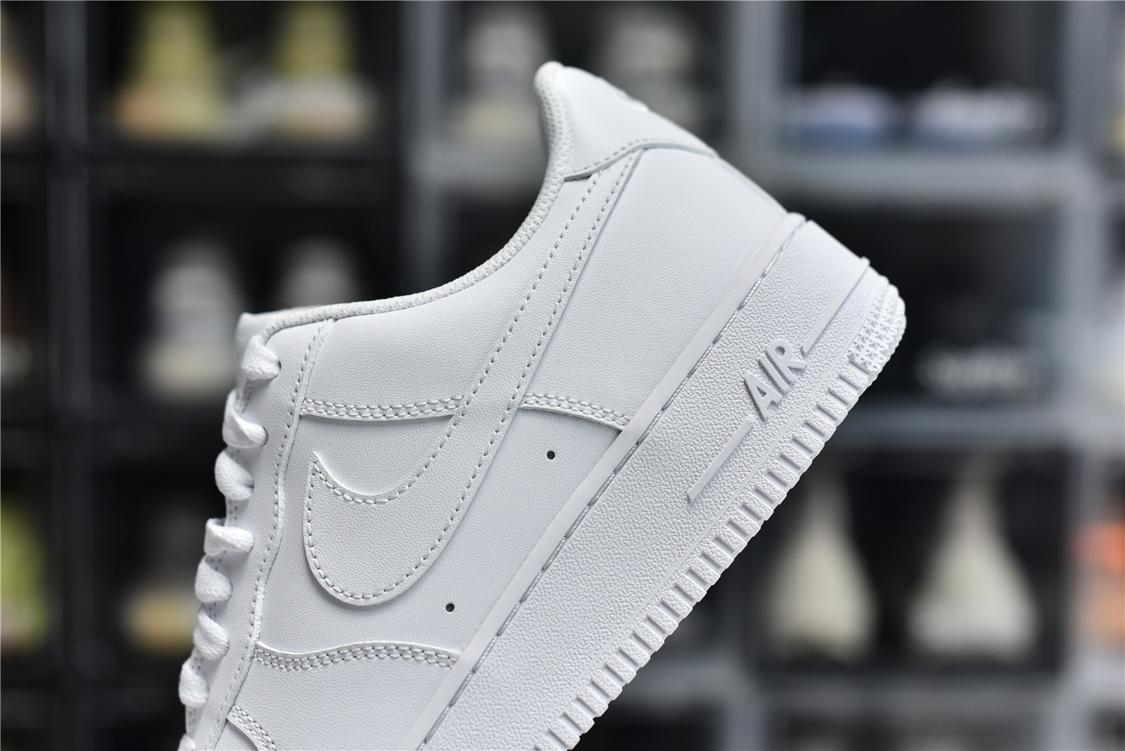 Nike Air Force 1 Low White 07 11