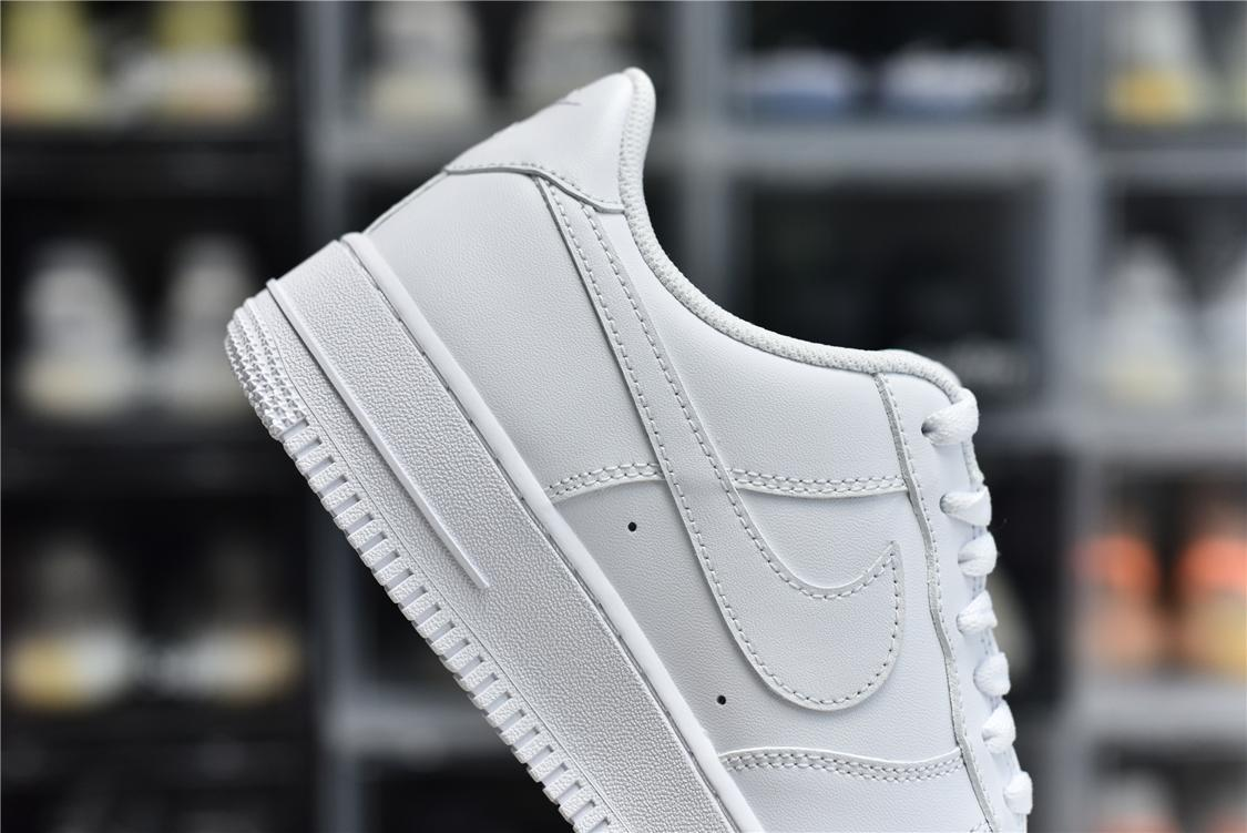 Nike Air Force 1 Low White 07 12