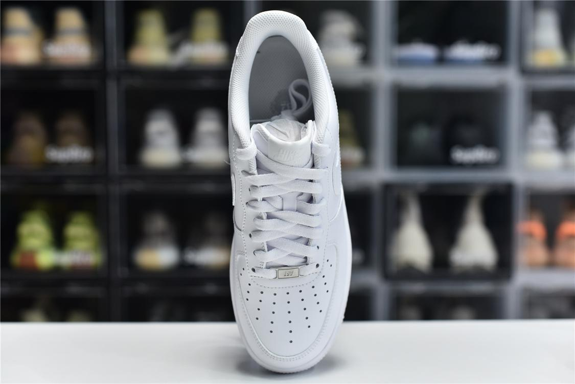 Nike Air Force 1 Low White 07 5