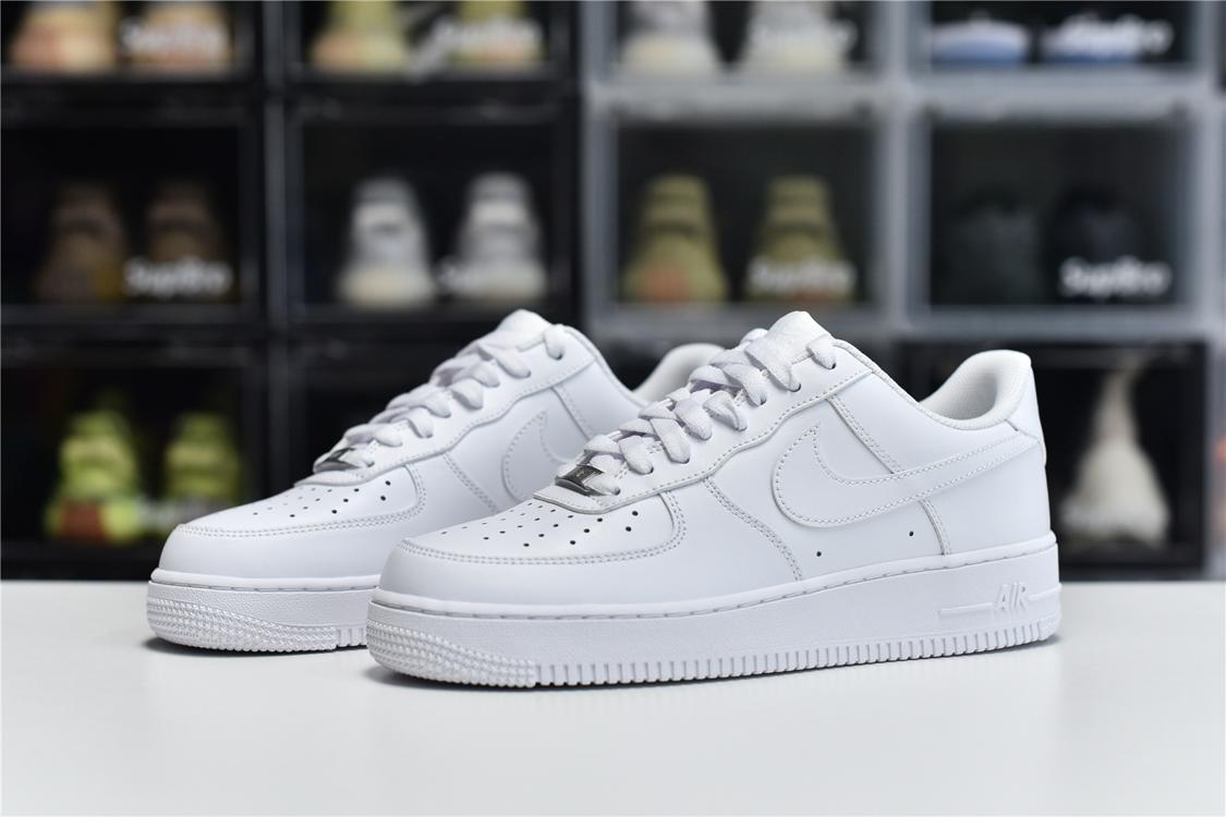 Nike Air Force 1 Low White 07 7