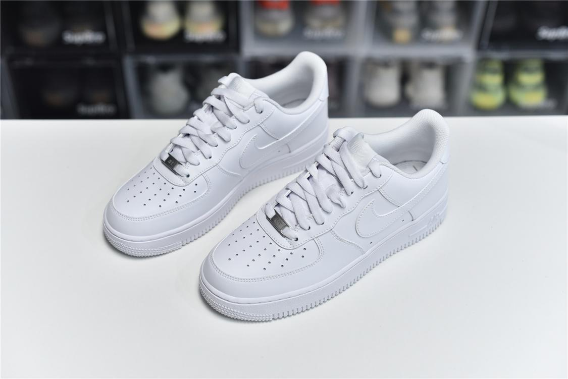 Nike Air Force 1 Low White 07 8