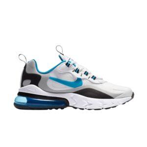 Nike Air Max 270 React GS White Laser Blue