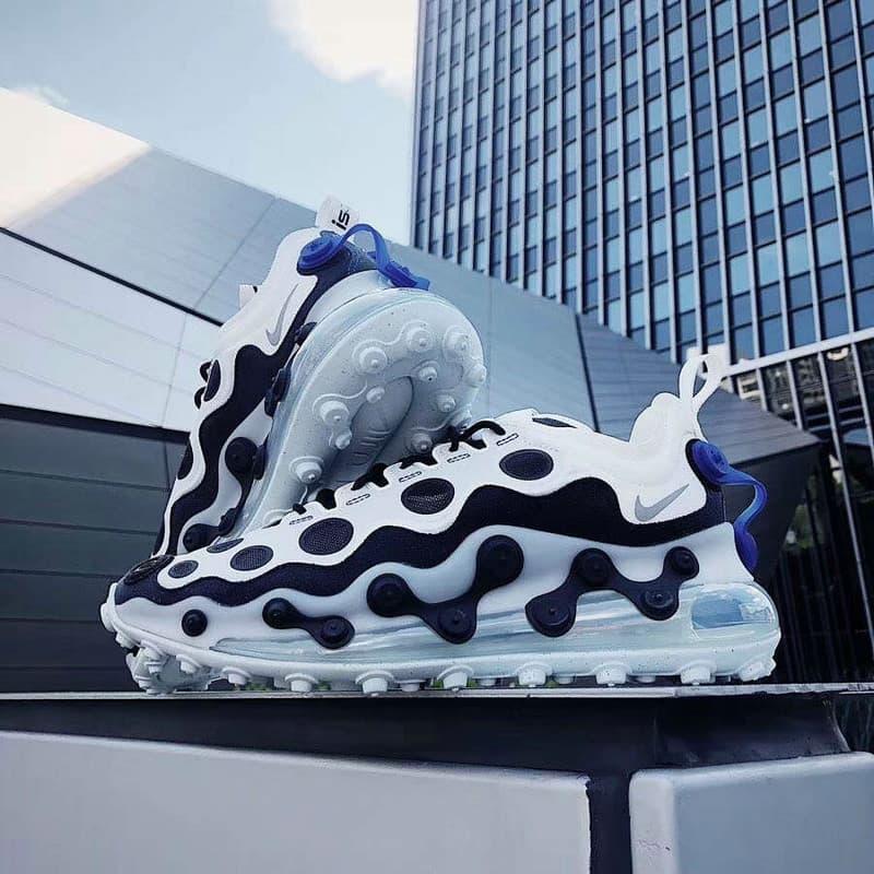 Nike Air Max 720 ISPA Summit White Black 19