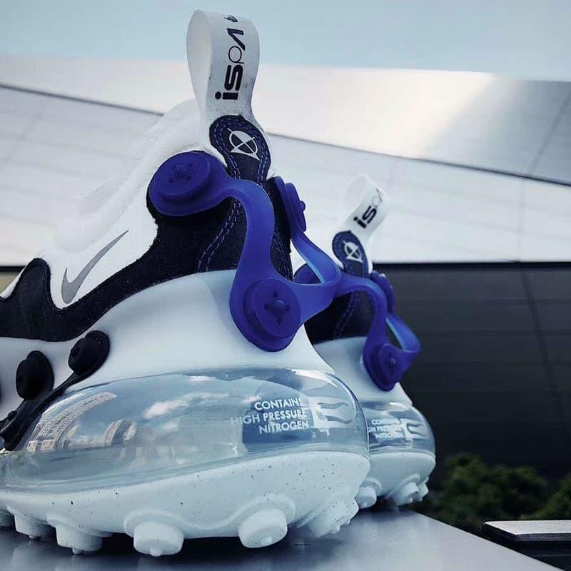 Nike Air Max 720 ISPA Summit White Black 20