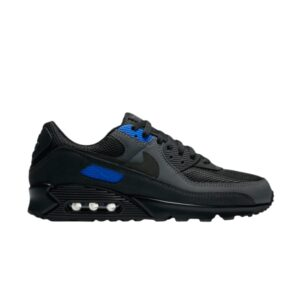Nike Air Max 90 Black Hyper Royal