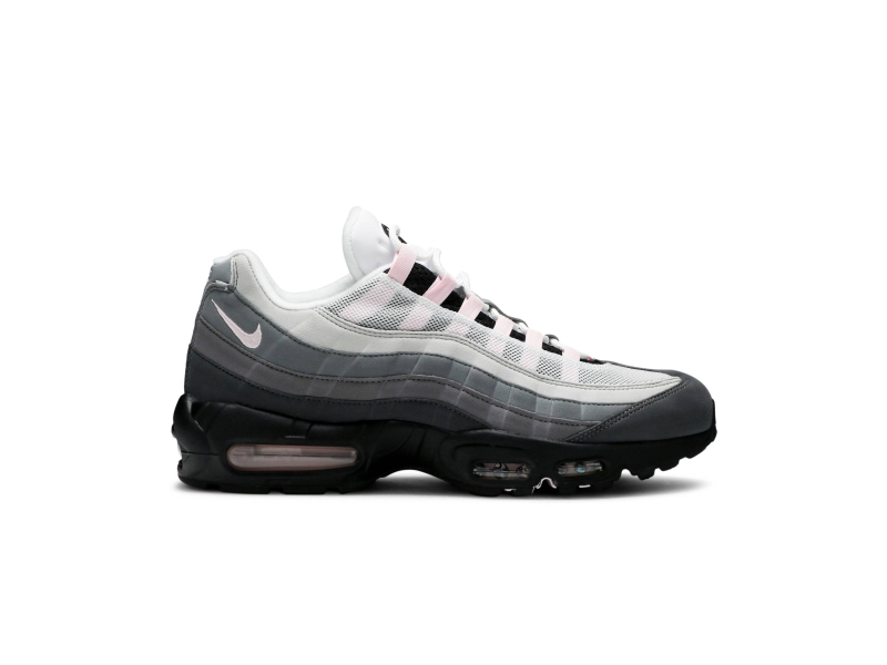 Nike Air Max 95 Gunsmoke Pink Foam