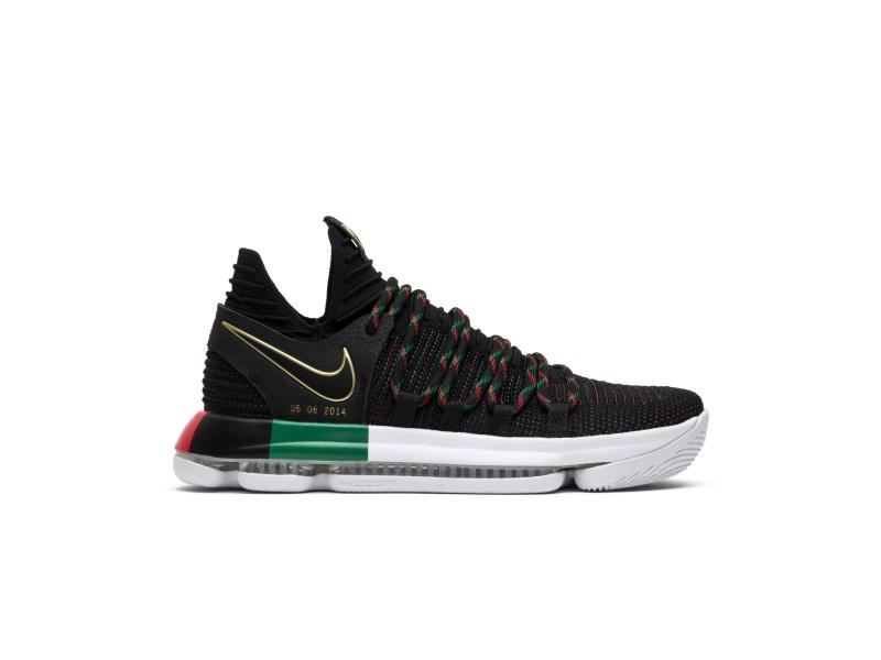 Nike KD 10 Black History Month 2018
