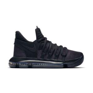 Nike KD 10 Blackout GS