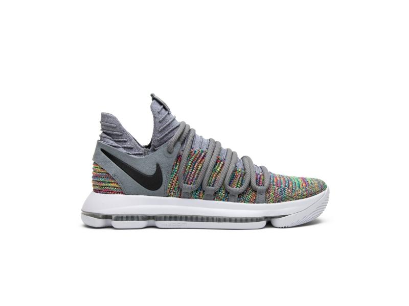 Nike KD 10 Multi Color 2017