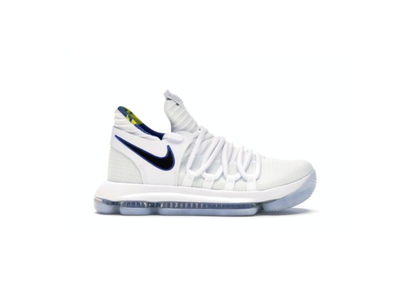 Nike KD 10 NBA Warriors Home GS