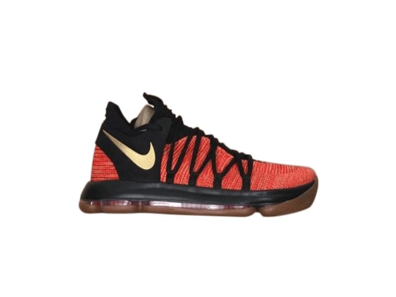 Nike KD 10 NFS University Red