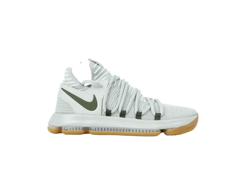 Nike KD 10 Pale Grey 1