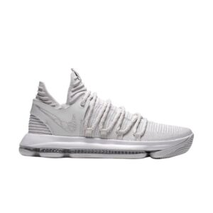 Nike KD 10 Platinum 1