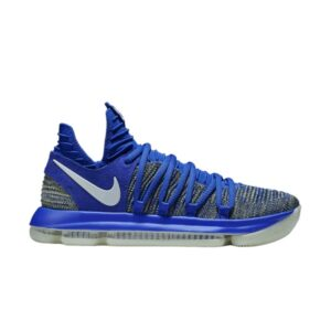 Nike KD 10 Racer Blue White