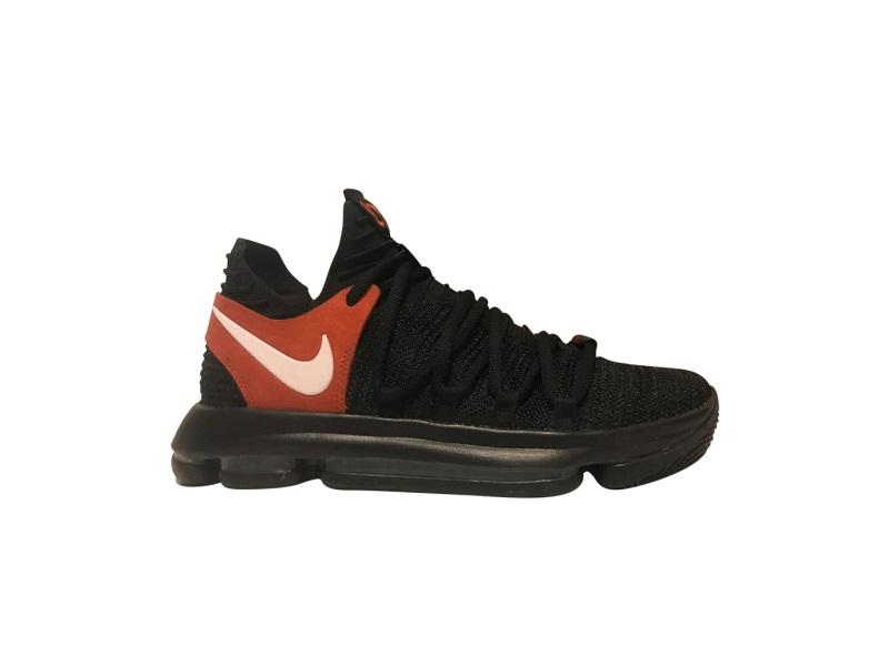 Nike KD 10 Texas Longhorn