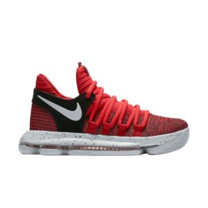 Nike KD 10 University Red GS