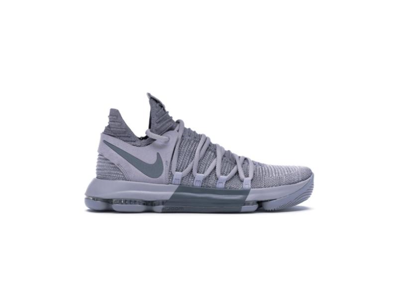 Nike KD 10 Wolf Grey