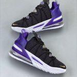 Nike LeBron 18 Lakers 2