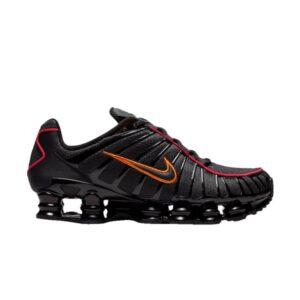 Nike Shox TL Black Orange
