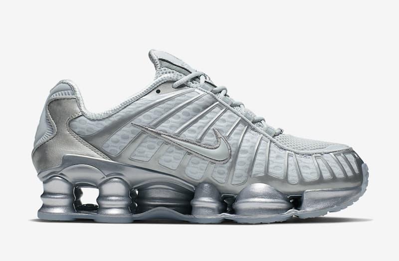 Nike Shox TL Platinum Chrome 3