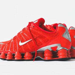 Nike Shox TL Speed Red 1