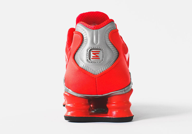 Nike Shox TL Speed Red 4