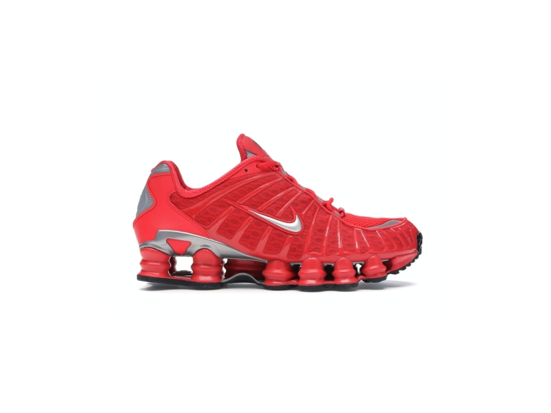 Nike Shox TL Speed Red